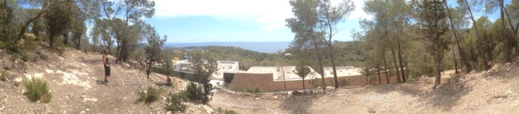 ibiza villa